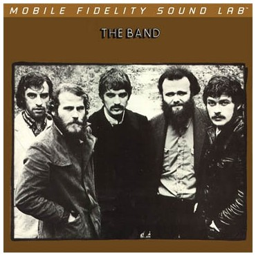 The Band - The Band Lp Vinilo De 180 Gramos Portada Gatefold (Tip-On) Edición Limitada MOFI