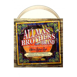 Allman Brothers - American University Washington D.C 2 Lp Double Color Vinyl Limited Edition