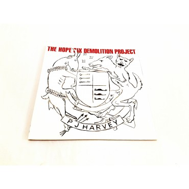 PJ Harvey - The Hope Six Demolition Project Lp Vinil Gatefold