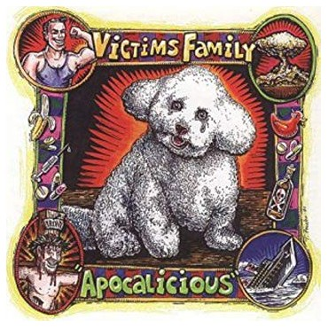 Victims Family - Apocalicious Lp Vinyl SALE!!!