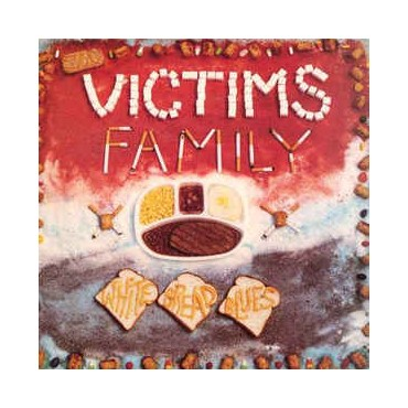 Victims Family - White Bread Blues Lp Vinyl SALE!!!