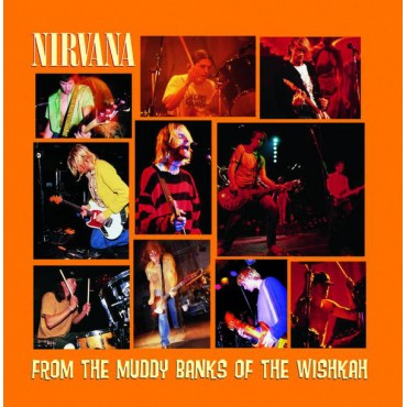 Nirvana ‎– From The Muddy Banks Of The Wishkah 2 Lp Double Vinyl SALE!!!