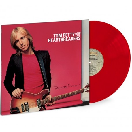 Tom Petty And The Heartbreakers - Damn The Torpedoes Lp Red Vinyl Limited Edition RSD Black Friday 2019 Pre Order