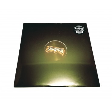 """The Hellacopters - My Mephistophelean Creed """"12 Lp Clear Vinyl Limited To 500"""