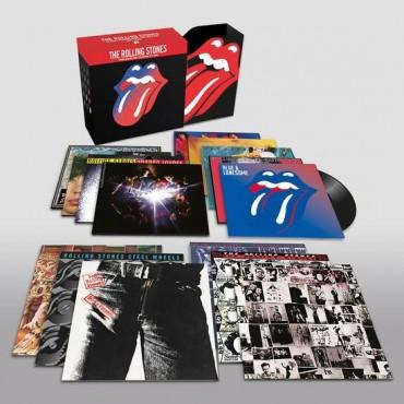 The Rolling Stones - Studio Albums Vinyl Collection 1971 - 2016 20 Lp's Vinyl Box Set Limited Edition
