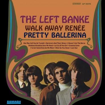 The Left Banke - Walk Away Renée Pretty Ballerina Lp 180 Gram Vinyl MOV SALE!!!