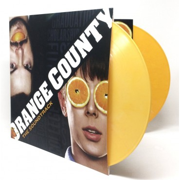 Various - Orange County 2 Lp Doble Vinilo De Color Edición Limitada