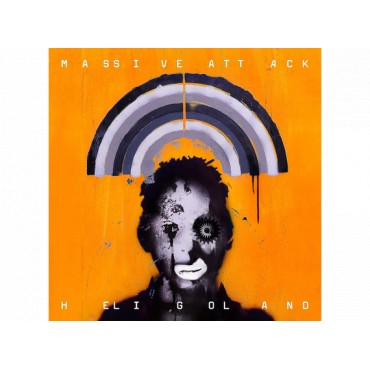 Massive Attack - Heligoland 2 Lp Double Vinil Tri-Fold Sleeve Limited Edition
