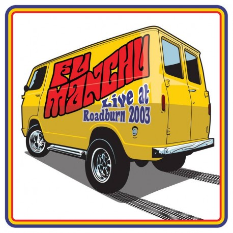 Fu Manchu - Live at Roadburn 2003 Lp Color Vinyl Black Friday 2019 (RSD)