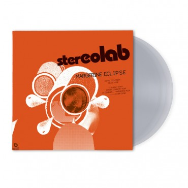 Stereolab - Margerine Eclipse 3 Lp Triple Clear Vinyl Limited Numbered Edition