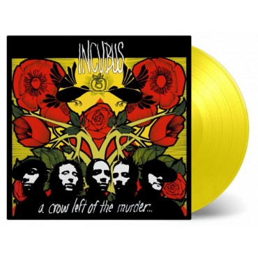 Incubus - A Crow Left of the Murder 2 Lp Double Yellow Vinyl Limited Edition Of 2000 Copies MOV Pre Order