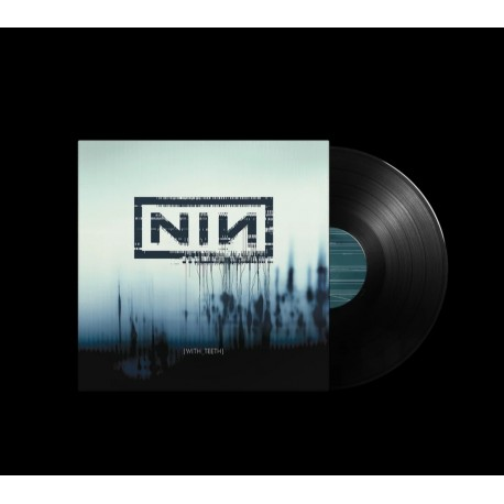 Nine Inch Nails - With Teeth 2 Lp Double Vinyl Limited Edition Pre Order