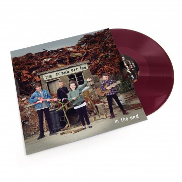The Cranberries -In The End Lp Color Vinyl Limited Edition