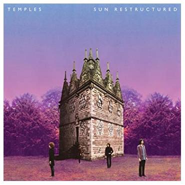 Temples - Sun Restructured Lp Vinil Portada Lenticular OFERTA!!!