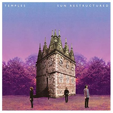 Temples - Sun Restructured Lp Vinyl Lenticular Cover SALE!!!
