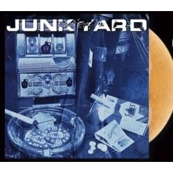 Junkyard – Old Habits Die Hard Lp Vinilo de Color Edición Limitada