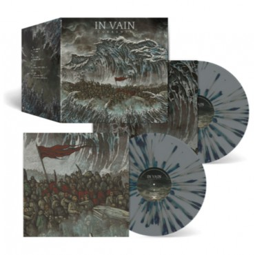 In Vain - Currents 2 Lp Double Color Vinyl Limited Edition Of 500 Copies