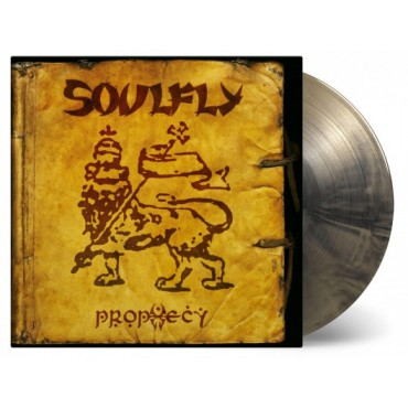 Soulfly - Prophecy 2 Lp Doble Vinilo de Color Edición Limitada MOV OFERTA!!!