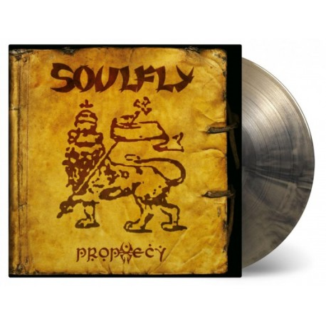 Soulfly - Prophecy 2 Lp Double Color Vinyl Limited Edition Release By Music On Vinyl SALE!!!