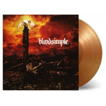 Bloodsimple - A Cruel World Lp 180 Gram Vinyl Limited Edition Release By Music On Vinyl SALE!!!