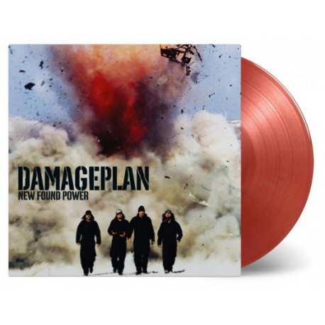 Damageplan - New Found Power Lp Color Vinyl Limited Edition Release By Music On Vinyl SALE!!!