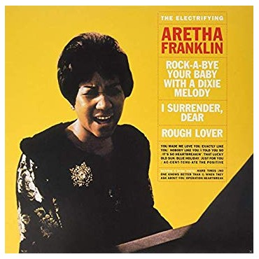 Aretha Franklin - Electrifying Aretha/A Bit of Soul 3 Lp Triple Vinyl Limited Edition MOV SALE!!!!