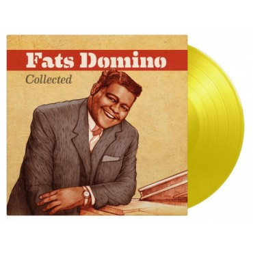 Fats Domino - Collected 2 Lp Doble Color Vinyl Limited Edition MOV SALE!!!!