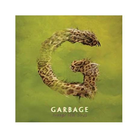 Garbage - Strange Little Birds 2 Lp Double Vinyl Gatefold Sleeve SALE!!!