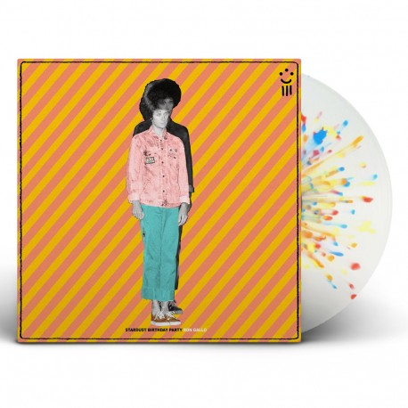 Ron Gallo - Stardust Birthday Party Lp Color Vinyl Limited Edition