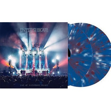 Enter Shikari ‎– Live At Alexandra Palace 2 Lp Double Color Vinyl Gatefold Sleeve Limited Edition SALE!!!