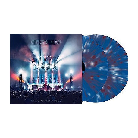 Enter Shikari – Live At Alexandra Palace 2 Lp Double Color Vinyl Gatefold Sleeve Limited Edition SALE!!!