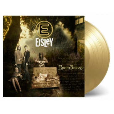 Eisley - Room Noises Lp Gold Color Vinyl Limited Edition MOV Pre Order