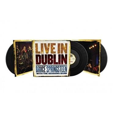 Bruce Springsteen - Live In Dublin 3 Lp Triple Vinyl Limited Edition Pre Order
