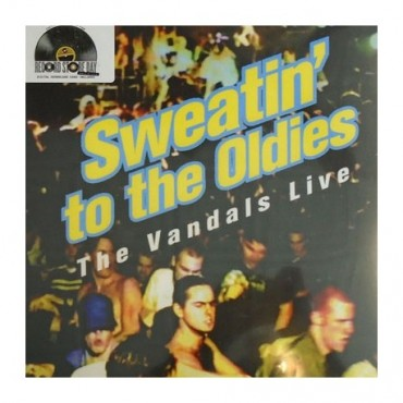 The Vandals - Sweatin' To The Oldies (Live) Lp Color Vinyl Limited Edition RSD 2016 SALE!!!