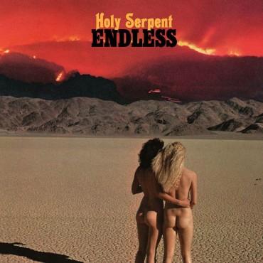 Holy Serpent - Endless Lp Vinilo De Color Edición Limitada