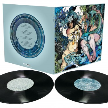 Baroness - Blue Record 2 Lp Double Vinyl Gatefold Sleeve Limited Edition