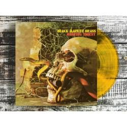 Black Market Brass - Undying Thirst Lp Color Vinyl Gatefold Sleeve (Tip-ON) Colemine Records Pre Order