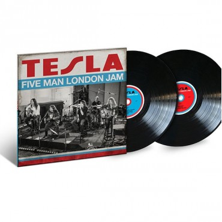 Tesla - Five Man London Jam 2 Lp Double Vinyl Pre Order