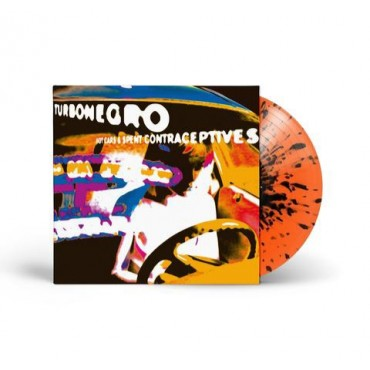 Turbonegro ‎– Hot Cars & Spent Contraceptives Lp Color Vinyl Limited Edition Pre Order