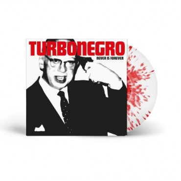 Turbonegro ‎– Never is Forever Lp Color Vinyl Limited Edition Pre Order