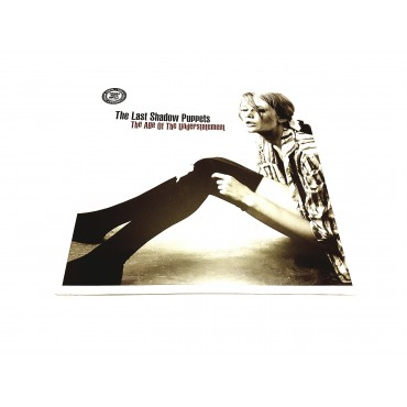 The Last Shadow Puppets - The Age Of The Understatement Lp Vinilo 180 Gram (Contiene Download)