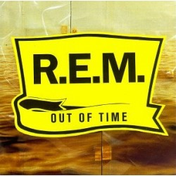 R.E.M - Out Of Time Lp...