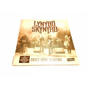 Lynyrd Skynyrd – Sweet Home Alabama 2 Lp Gatefold Vinyl Live