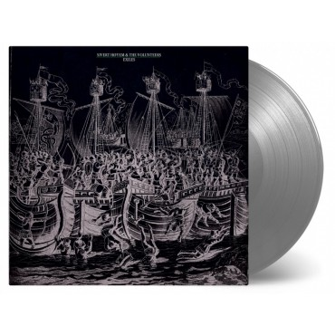 Sivert Høyem & The Volunteers - Exiles Lp Grey Vinyl Limited Edition Of 1000 Copies MOV