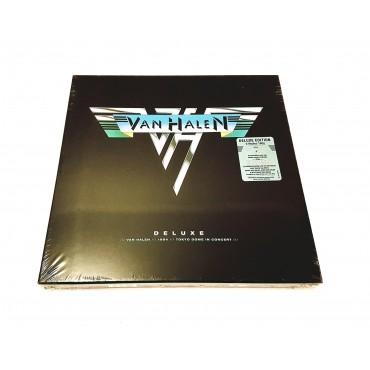 Van Halen – Deluxe Live At The Tokyo Dome + 1984 + Van Halen 6 Lp Viniyl Box Set