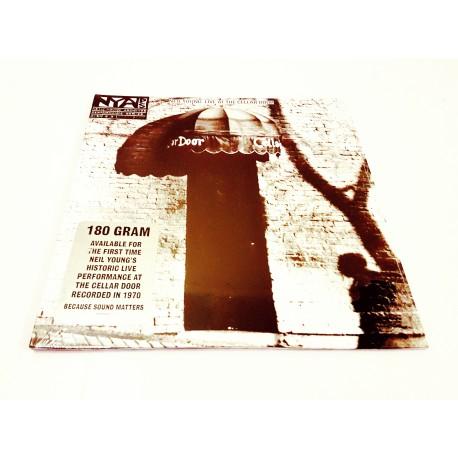 Neil Young - Live At The Cellar Door 1970 Lp Vinilo Gatefold 180 Gram