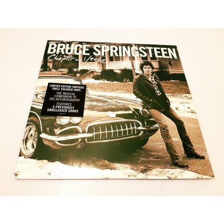 Bruce Springsteen - Chapter And Verse LP Limited Tortoise Shel Colored Vinyl