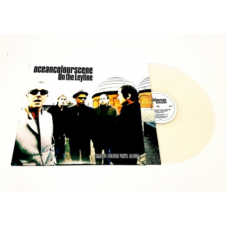 Ocean Colour Scene - On The Leyline Lp Clear Vinyl Limited