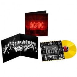 AC DC - Power Up Lp Yellow...