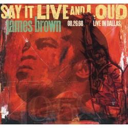 James  Brown - Say It Live...
